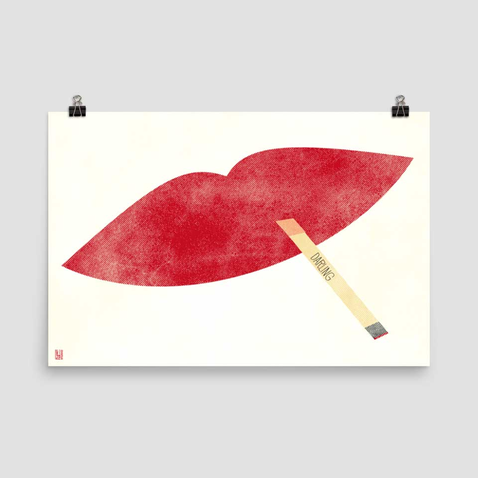 Lips-poster_24x36-product