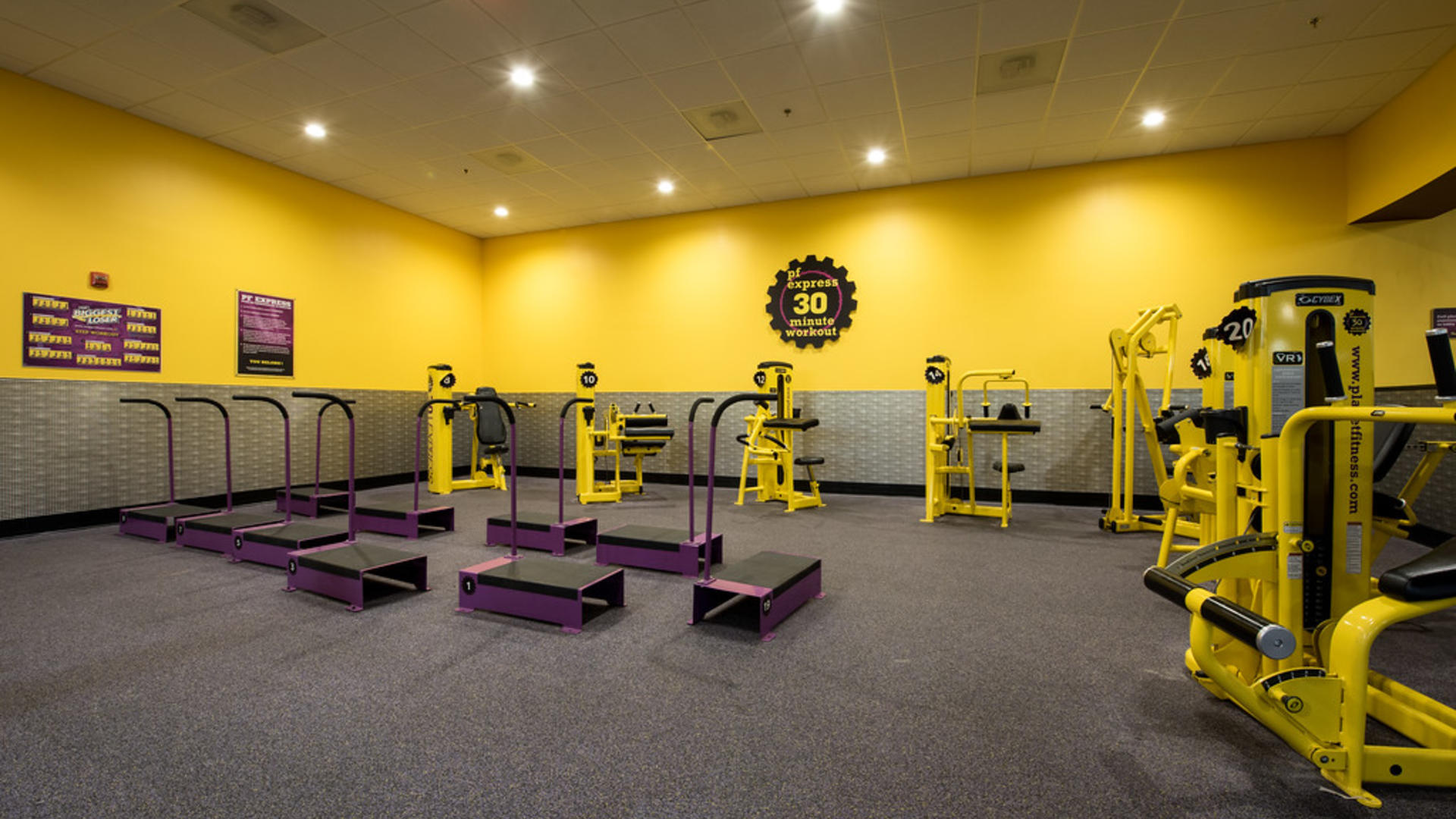 Alexandria VA Planet Fitness