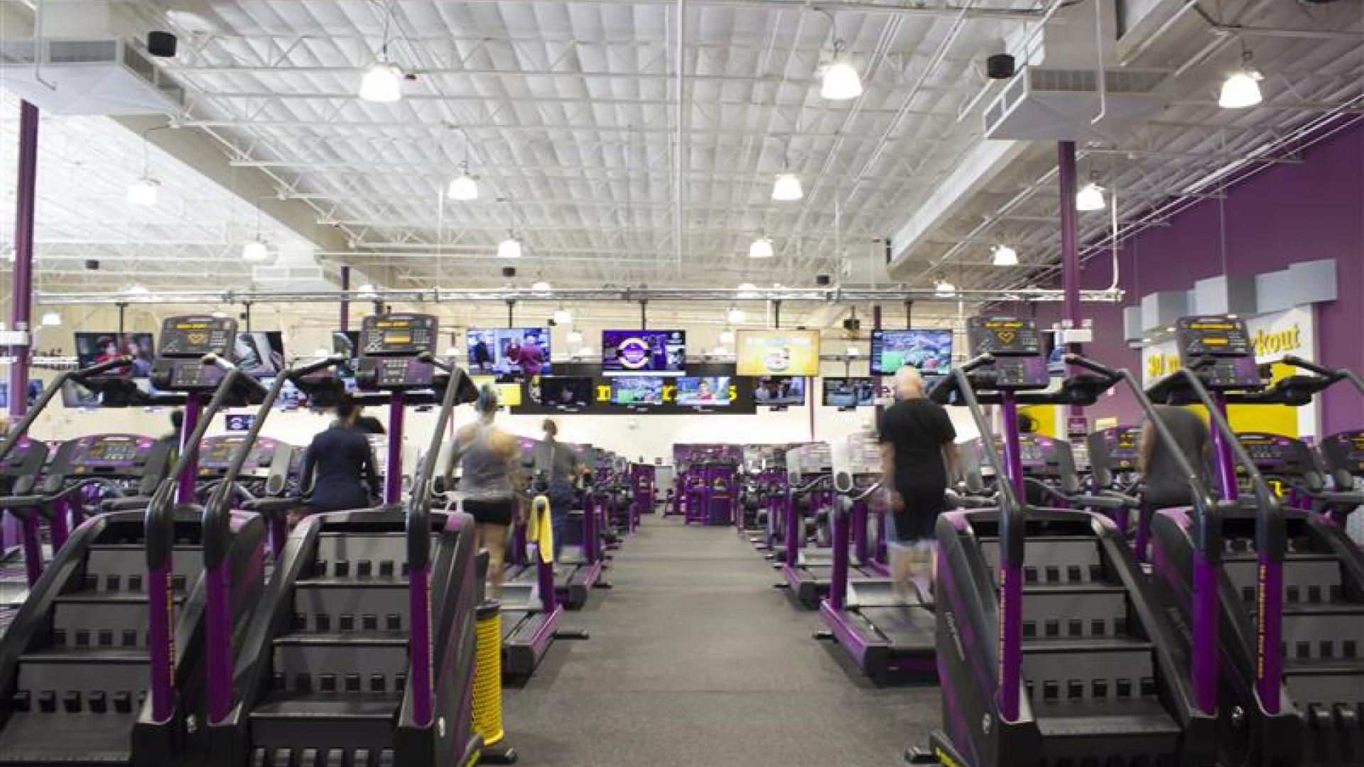 Tucson The Bridges AZ Planet Fitness