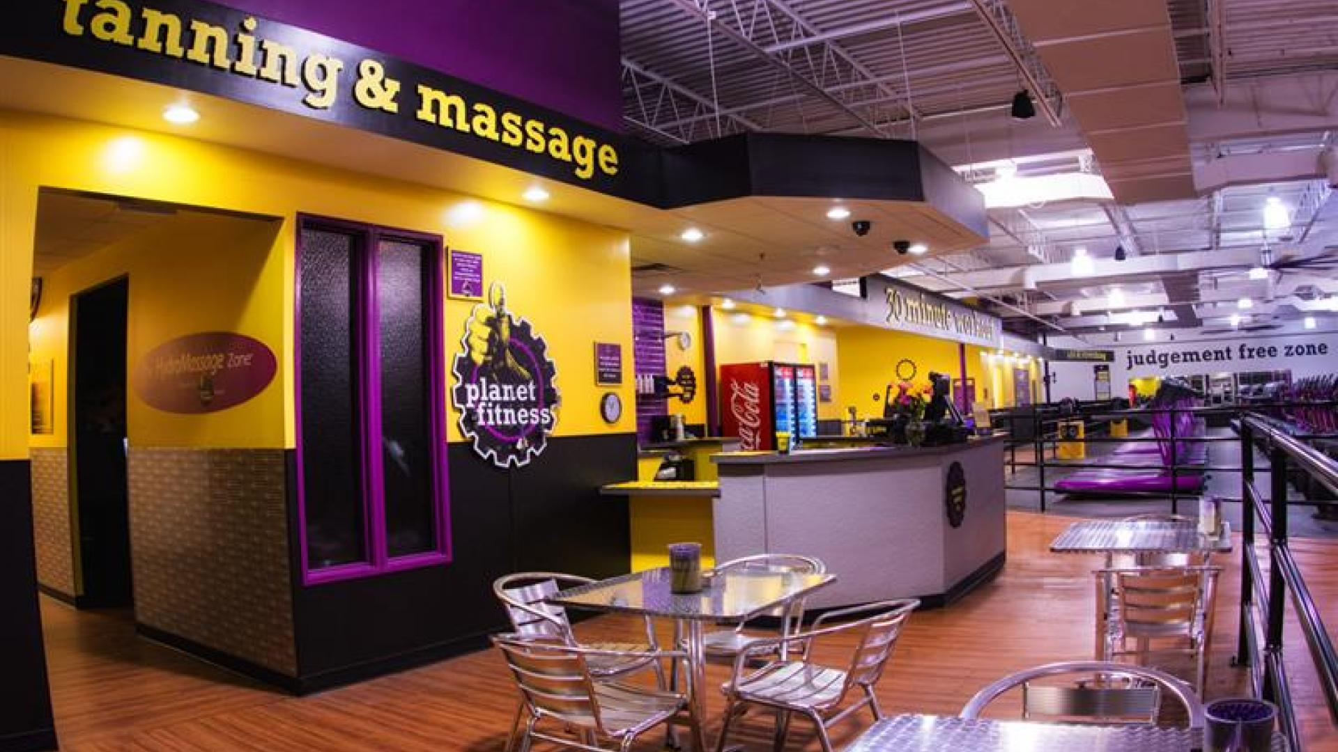 What Planet Fitness Offers Haircuts Planet Fitness