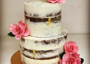 Gluten free Mexican Wedding Cakes