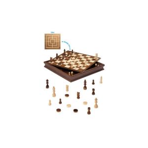 scacchi dama tria 003103 dal negro