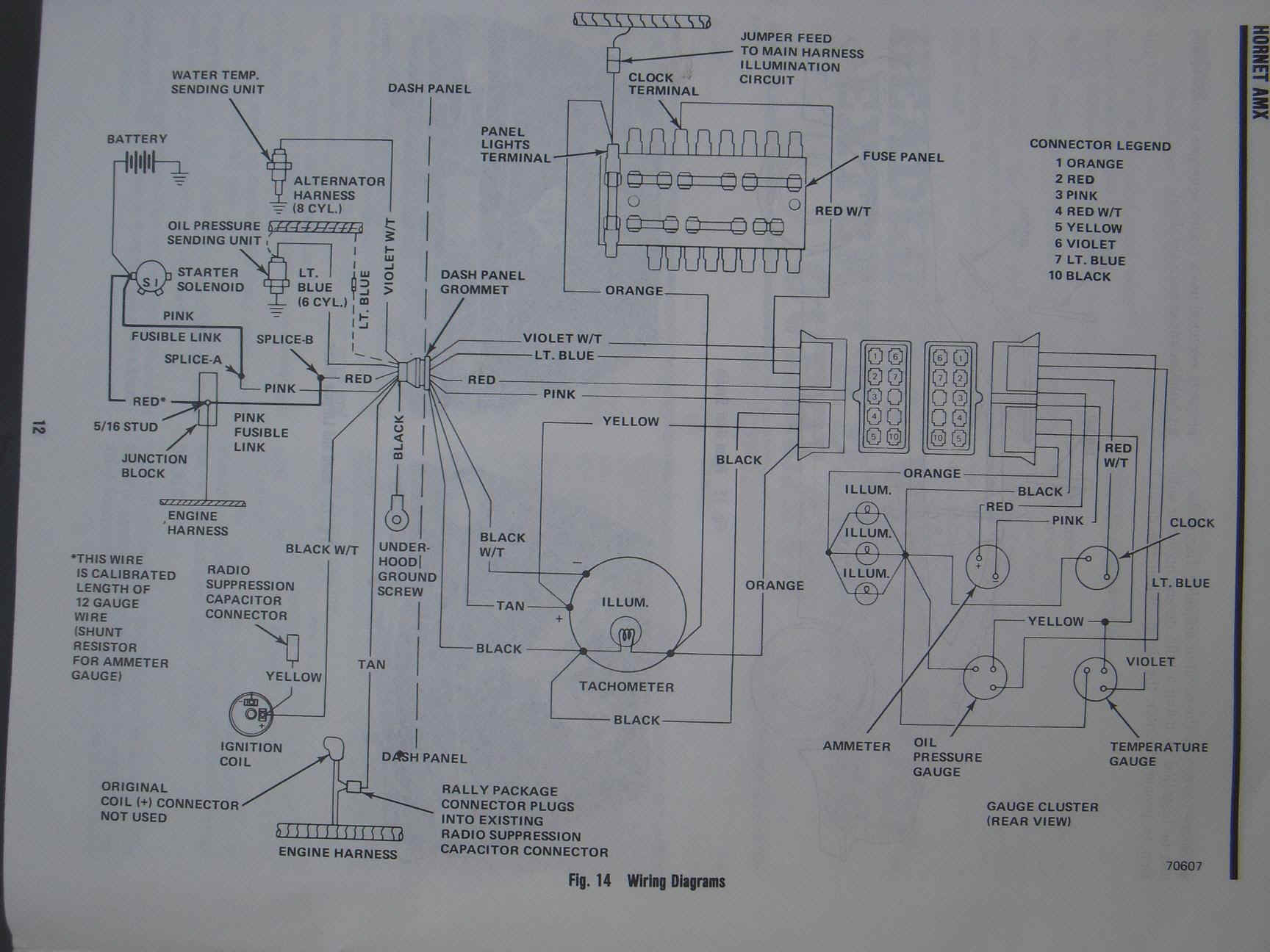Charger Electrical Wiring Diagram Of 1969 Dodge V8