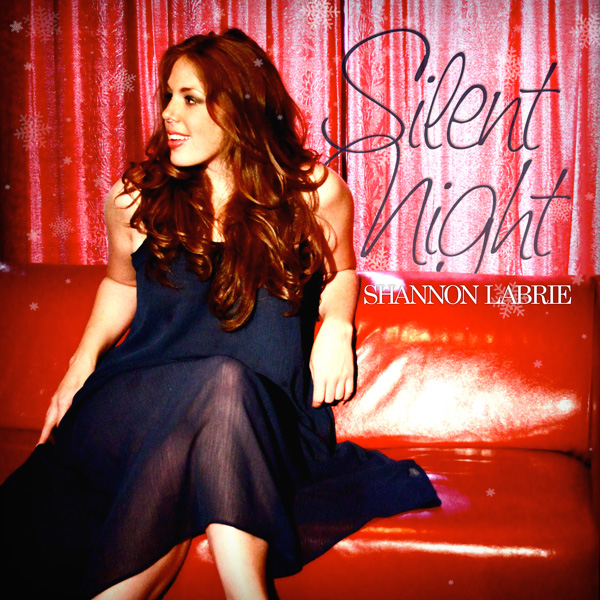 "Shannon Labrie ""Silent Night – Single"""