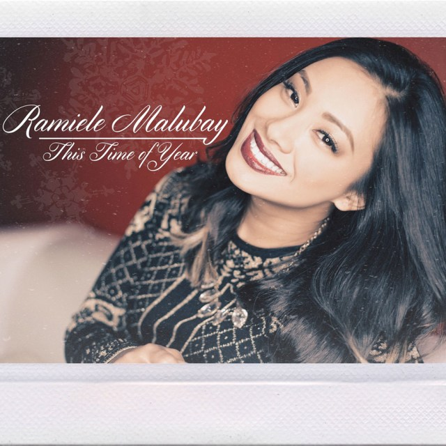 "Ramiele Malubay ""This Time of Year - EP"""