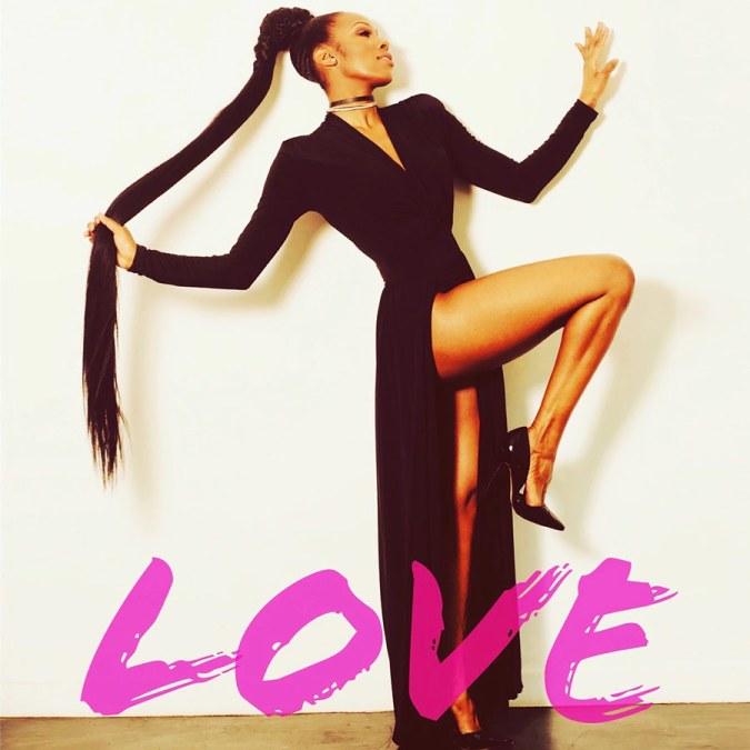 """Vonzell Solomon """"Love – Single"""""""