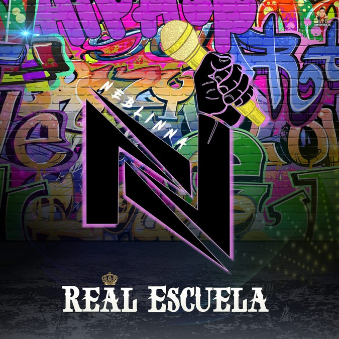 "Neblinna ""Real Escuela (feat. C-Doc) – Single"""