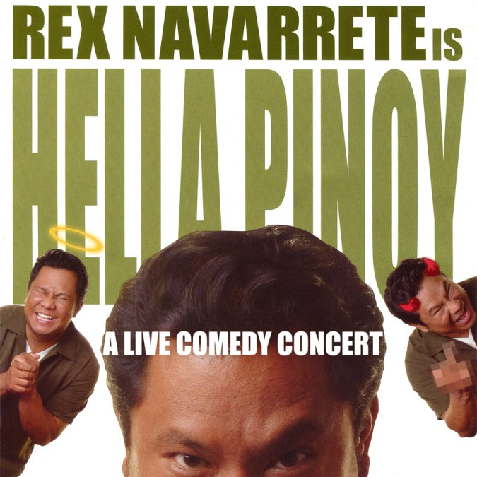 "Rex Navarrete ""Hella Pinoy"""