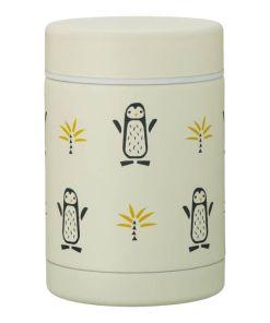 fresk-ételhordó-pingvin