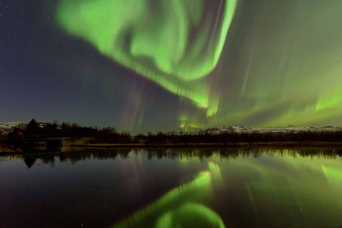 Northern Lights Best Month See Them