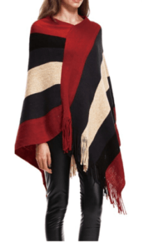 Poncho Style Cape-Cape Dresses; The Best Capes You Must-Have