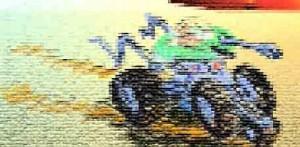 Rover Buggy, by Romeo Esparrago