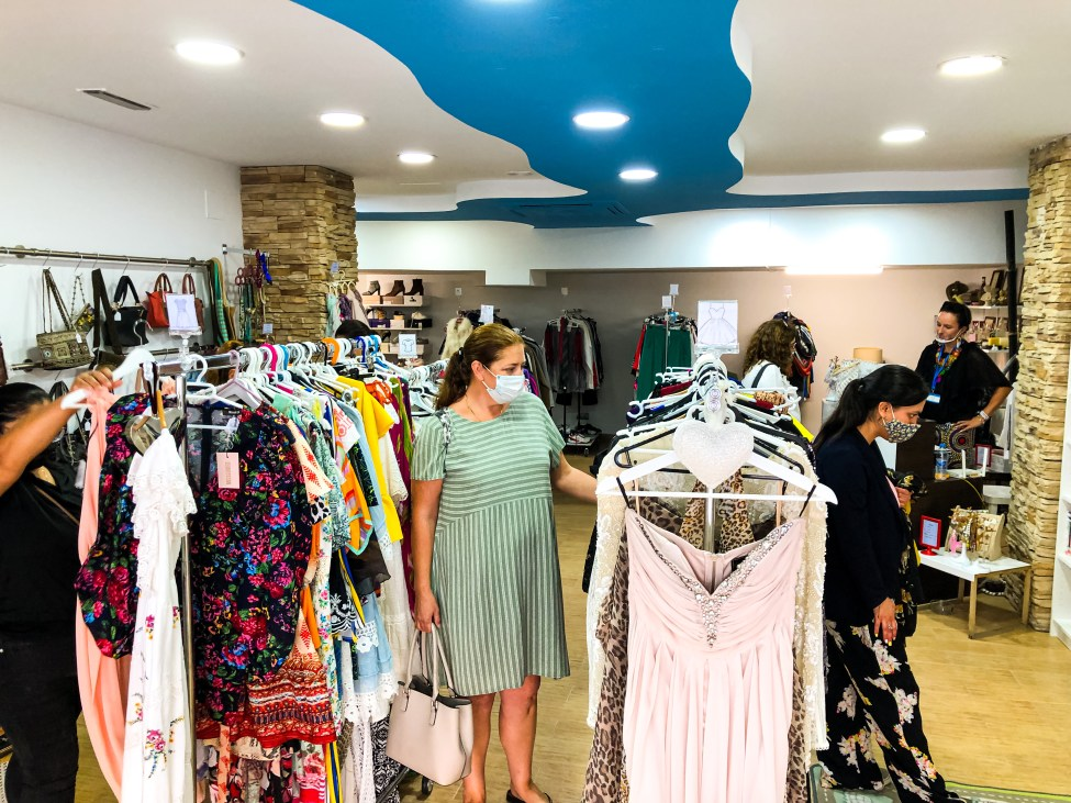 Collective Calling's Charity Shop