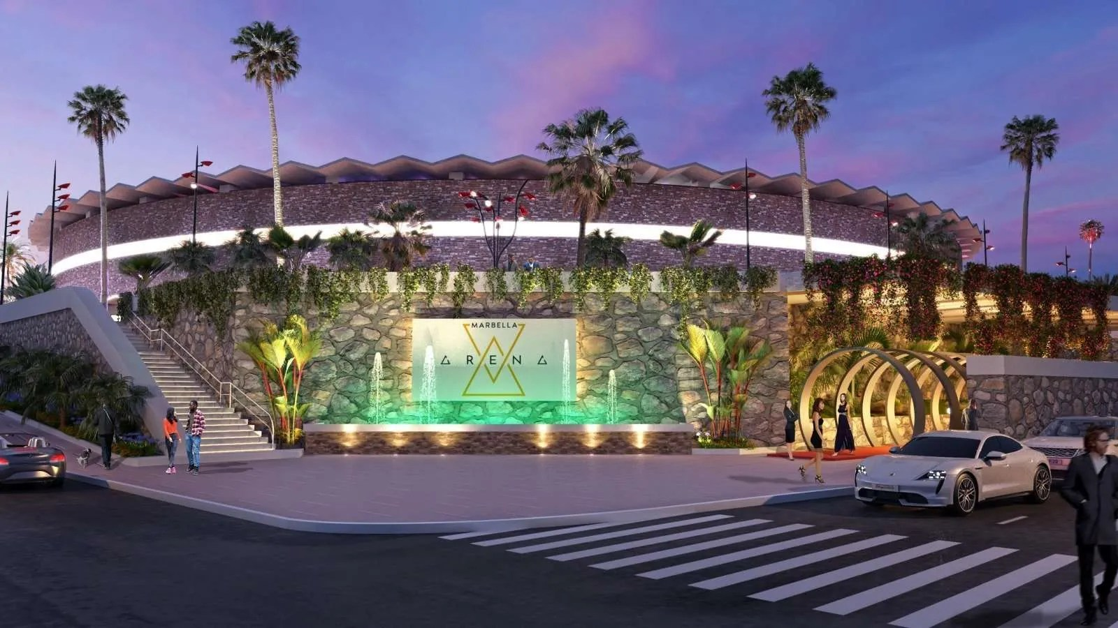 Marbella Arena set for 2021