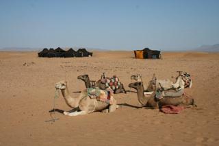 Maroc Aux Sources Du Camping Le Webzine Des Voyages