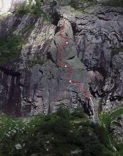 La Torre di Gandalf ed il tracciato di Apprendisti Stregoni