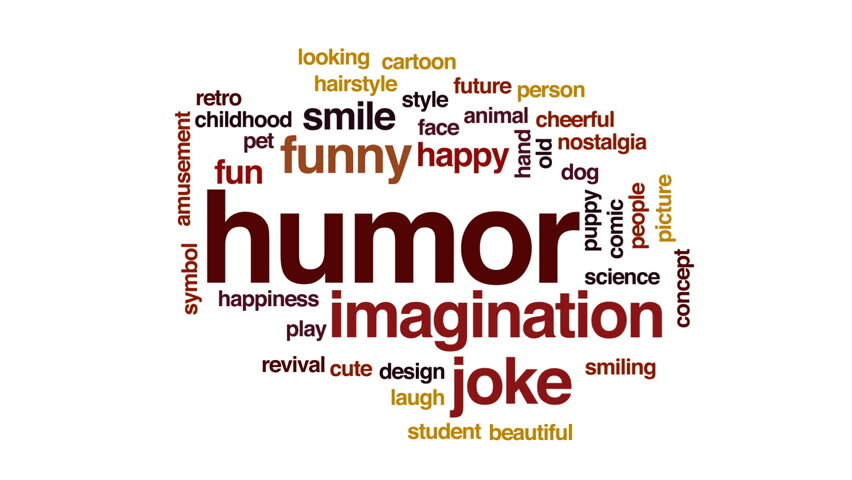Humor can also be used as an alternative to negative emotions