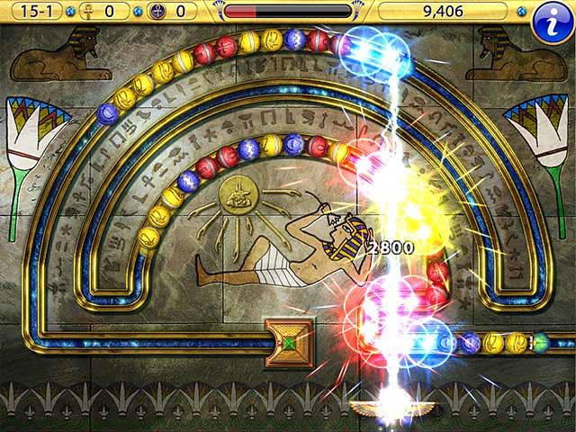 Luxor Amun Rising Game For MacPlay Free Download Games