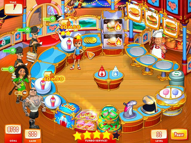 Restaurant Building Games Online Free