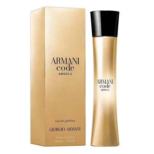 Giorgio Armani Code Absolu Pour Femme