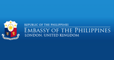 The Filipino community celebrates a solemn Philippine Independence Day