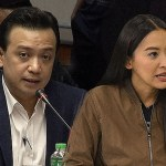 Trillanes files criminal, admin raps vs. Mocha Uson