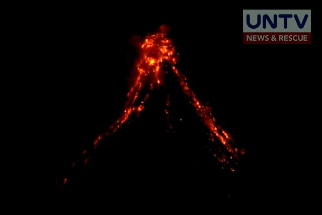 Albay provincial government braces for 'hazardous eruption' of Mt. Mayon