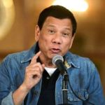 Philippines' Duterte lets justice minister resign, picks new police chief