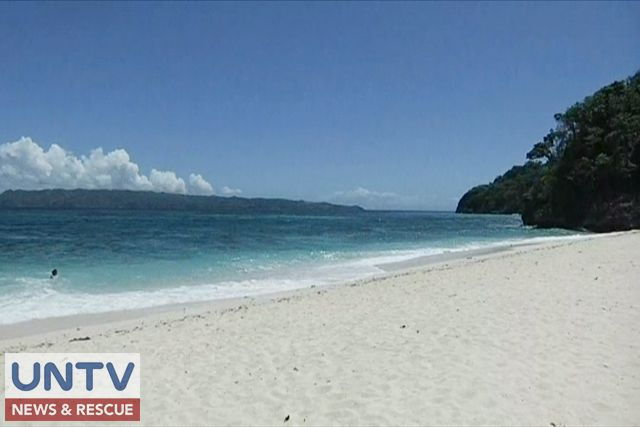 21 of 28 excavated pipe connections in Boracay white beach, illegal – DENR
