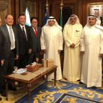 Philippine delegation visits Kuwait to meet counterparts