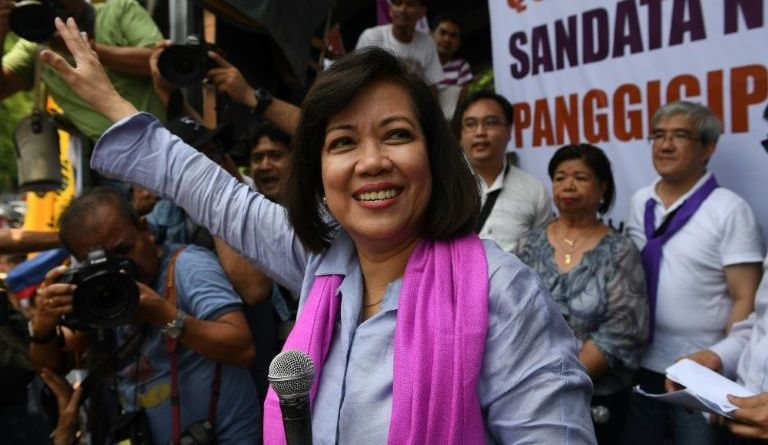 Ousted Philippine Supreme Court chief's fall from grace