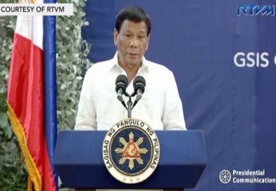 Duterte still on 'firing mode,' warns of more dismissals