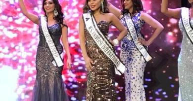 Faye Tangonan crowned Ms. Universe International in Las Vegas