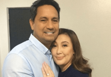 LOOK: Sharon Cuneta, Richard Gomez reunite for new movie after 15 years