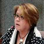 De Lima refuses to enter plea in second drug case