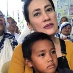 Ai-Ai delas Alas does charity on Christmas Day