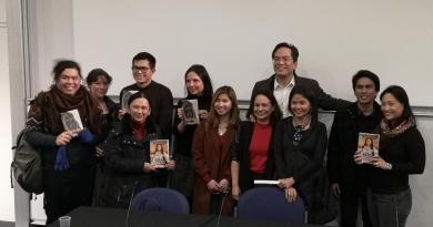 Waray Novelist Facilitates First Southeast Asian Creative Writing Workshop in the UK
