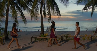 Boracay resort closed due to lack of permits