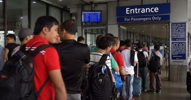 30 undocumented OFWs bound for Middle East intercepted at NAIA