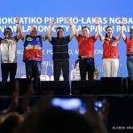 Allies PDP-Laban, Nacionalista declared dominant majority and minority parties