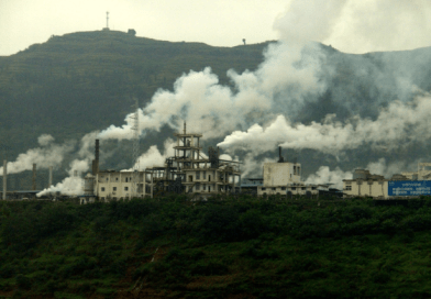 Scientist calls for action as China's dirty air reach Burgos, Ilocos Norte