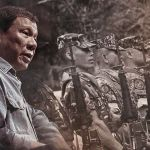 Duterte says no martial law – except in Mindanao
