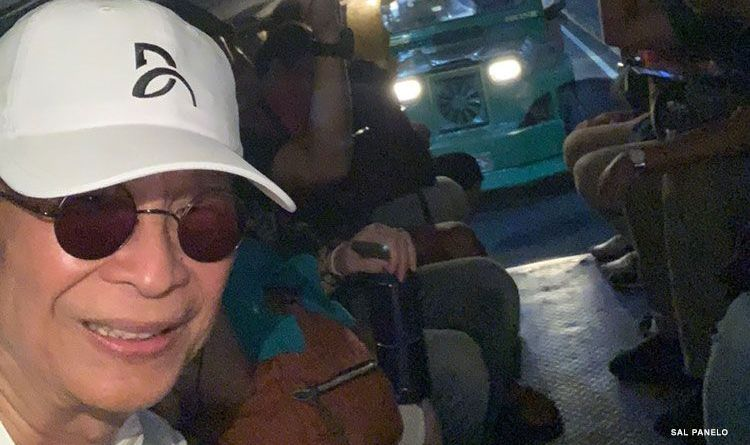Panelo commutes for 3.5 hours, still insists there's no transport crisis