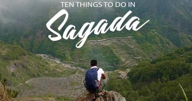 Sagada Bucket List: Ten Things To Do for Newbies