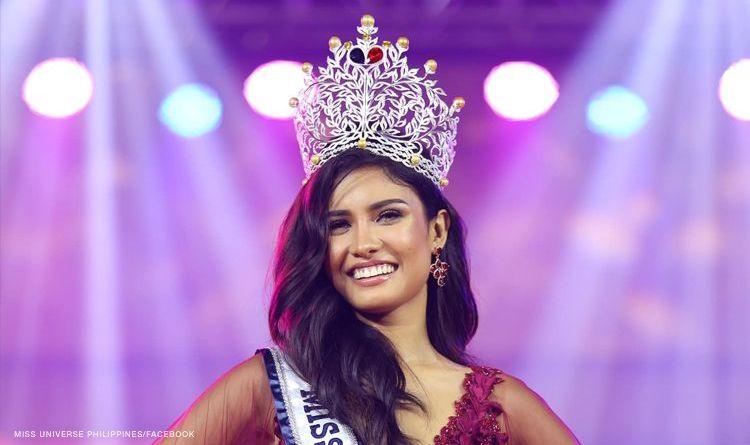 Iloilo City's Rabiya Mateo crowned Miss Universe Philippines 2020