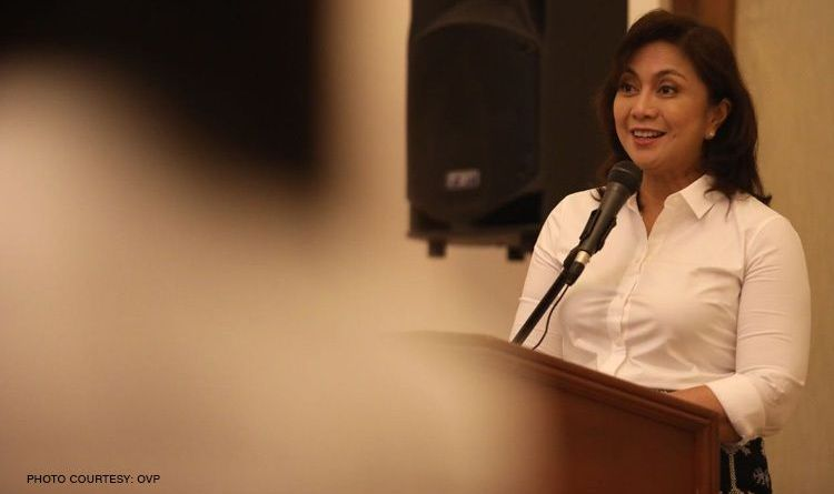 Robredo: Do away with 'Messianic complex,' let good leadership reflect on followers