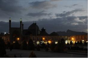 Piazza Imam Isfahan