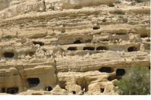 Matala, le caverne