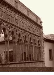 Orvieto, particolari, Italia