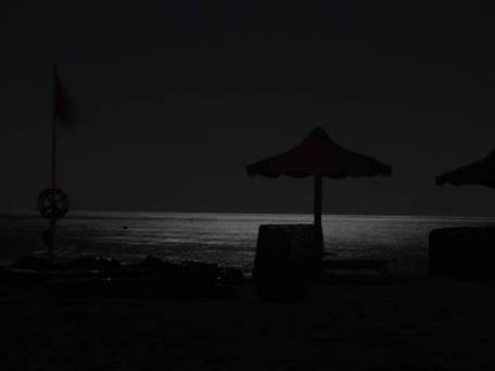 Luna piena a Marsa Alam